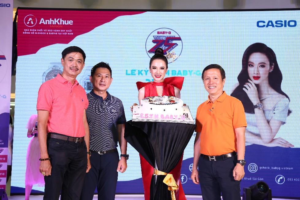 Lịch sử cuốn hút của dòng đồng hồ Angela Phương Trinh làm đại sứ - Ảnh 4.