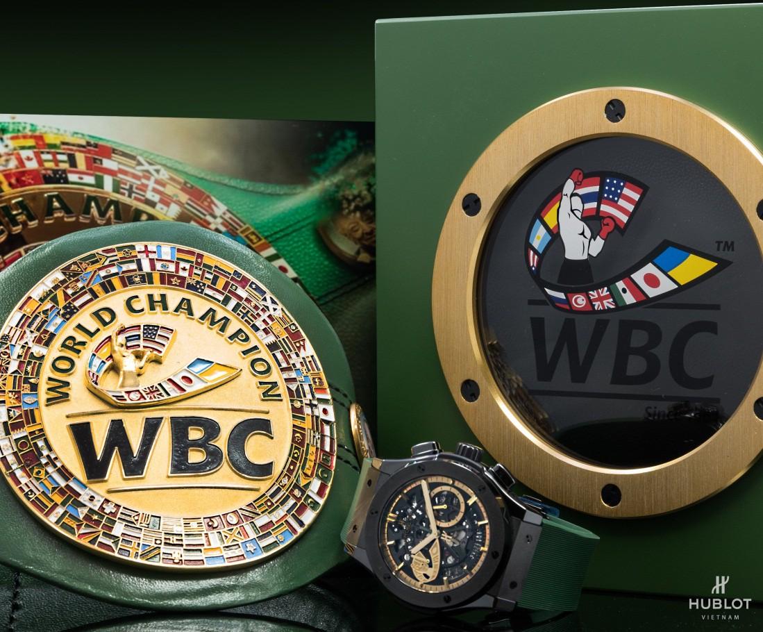 Dấu ấn Việt Nam trên chiếc đồng hồ Hublot Classic Fusion WBC độc bản - Ảnh 5.
