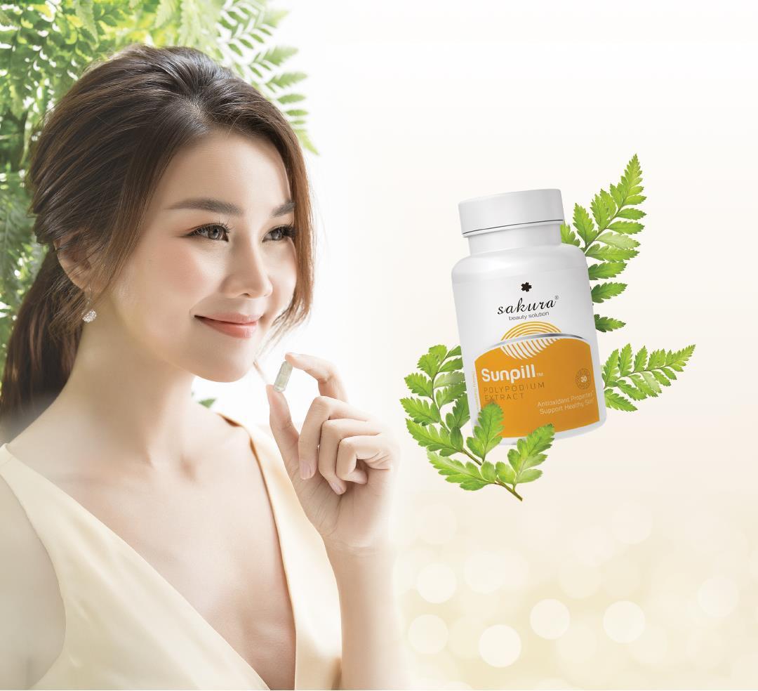 Loại viên uống chiết xuất từ dương xỉ giúp bảo vệ da khỏi ánh nắng mặt trời - Ảnh 3.