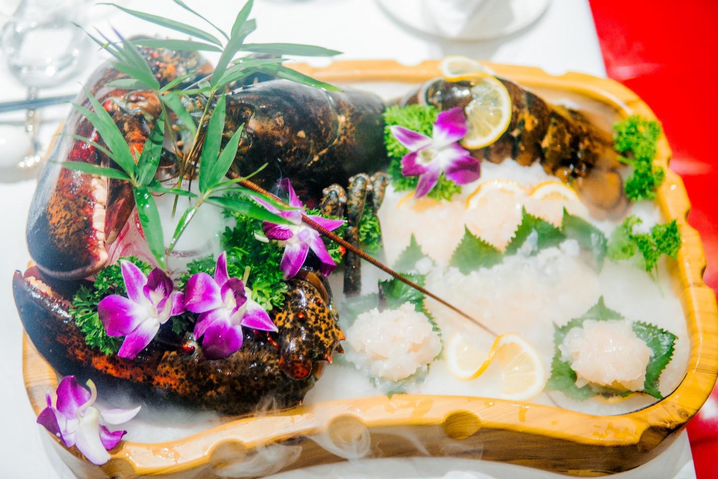Nhà hàng Qi – Mang các món ăn Quảng Đông truyền thống đến với tương lai - Ảnh 1.