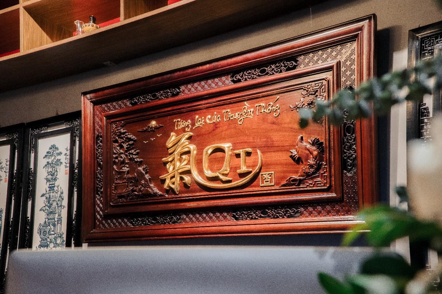 Nhà hàng Qi – Mang các món ăn Quảng Đông truyền thống đến với tương lai - Ảnh 3.