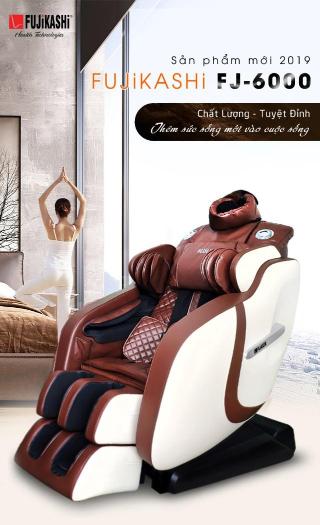 5 thương hiệu ghế massage hàng đầu Việt Nam - Ảnh 3.