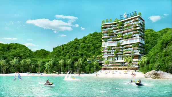 Flamingo Cát Bà Beach Resort – Đánh thức tiềm năng đảo Cát Bà - Ảnh 2.