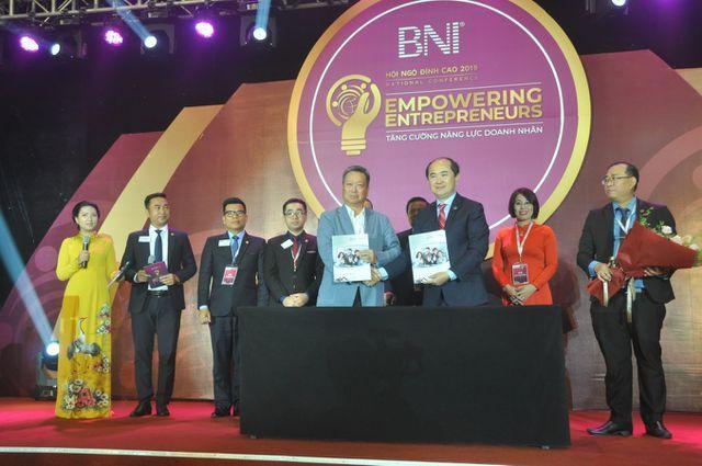Những hoạt động tạo dấu ấn tại Hội ngộ Đỉnh cao BNI Việt Nam 2019 - Ảnh 1.