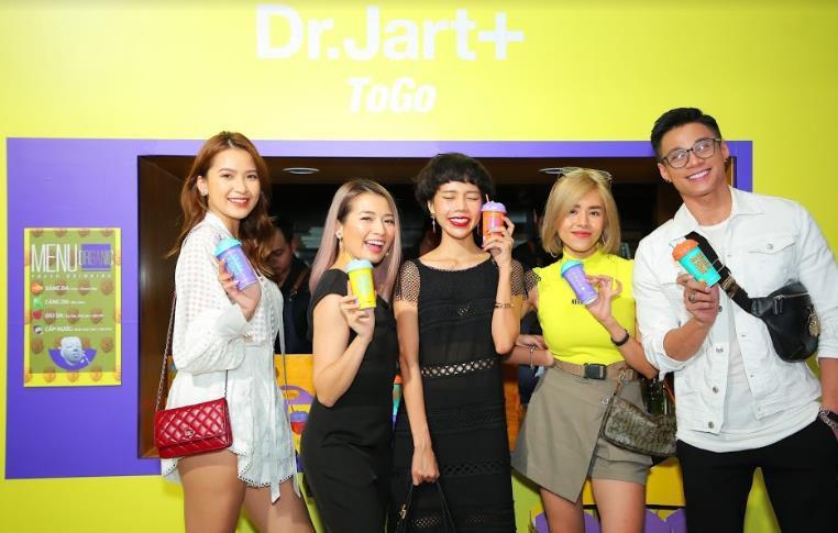 Dr.Jart+ chính thức ra mắt tại Việt Nam, quy tụ loạt beauty blogger đình đám hàng đầu - Ảnh 1.