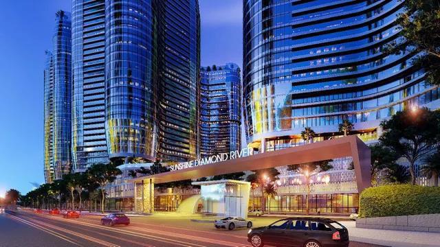 Sunshine Diamond River – Quần thể đô thị nghỉ dưỡng phong cách Resort 4.0 giữa Sài Gòn - Ảnh 2.