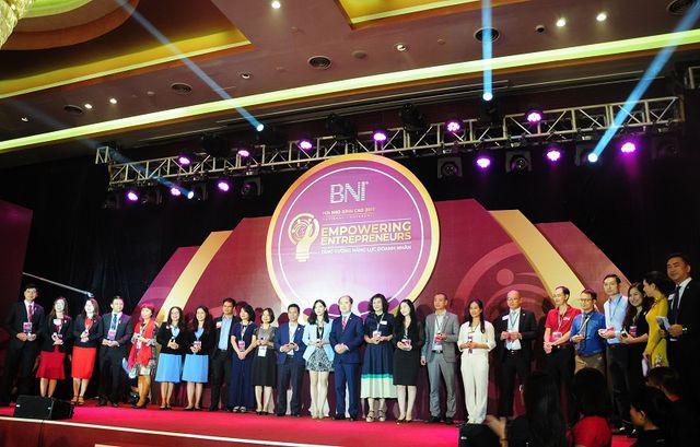Những hoạt động tạo dấu ấn tại Hội ngộ Đỉnh cao BNI Việt Nam 2019 - Ảnh 2.