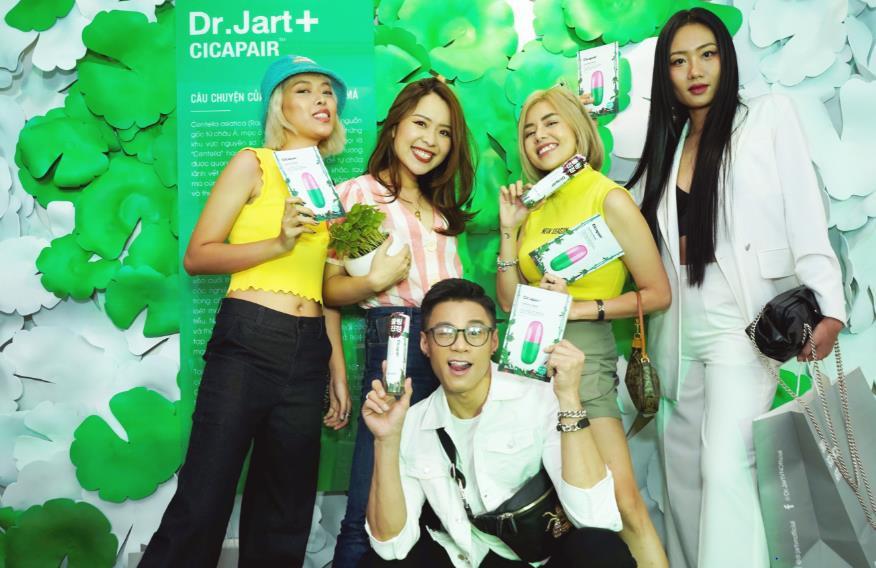 Dr.Jart+ chính thức ra mắt tại Việt Nam, quy tụ loạt beauty blogger đình đám hàng đầu - Ảnh 8.