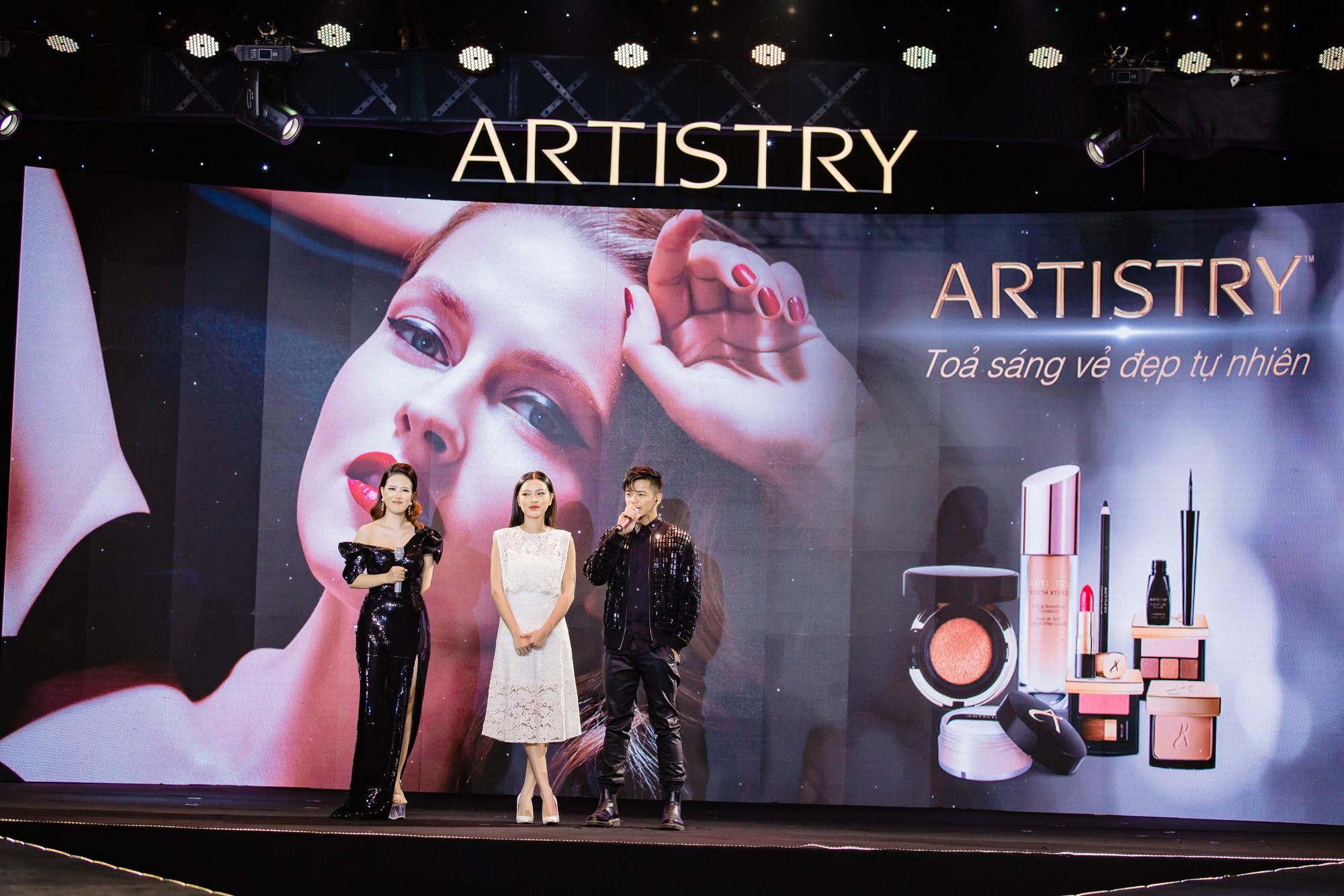 Artistry cùng phụ nữ Việt tỏa sáng vẻ đẹp tự nhiên - Ảnh 1.