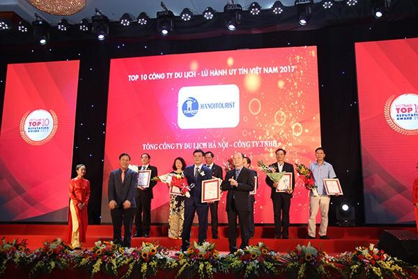 Hanoitourist từng bước khẳng định thương hiệu trên con đường hội nhập - Ảnh 1.