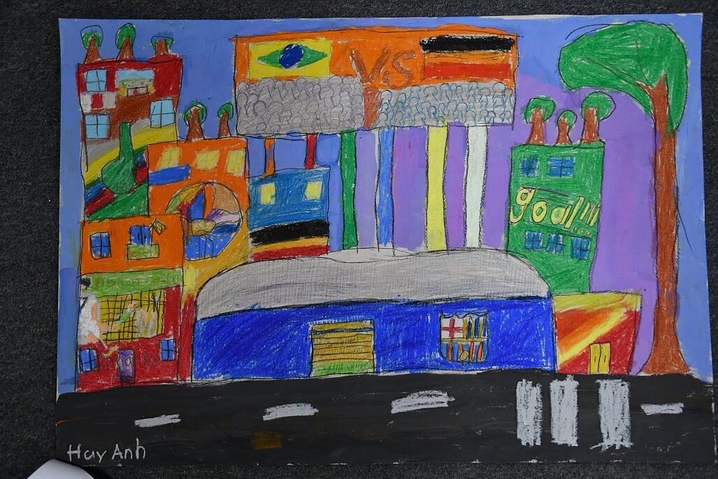 Thế hệ Z với những ý tưởng về một thành phố trong mơ ấn tượng thế này đây! - Ảnh 6.