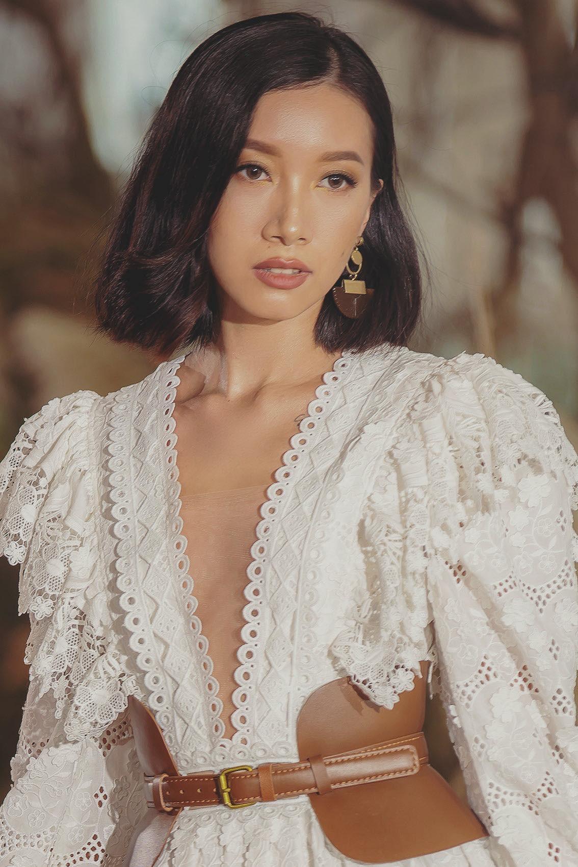Thỏi son nào vừa công phá tại show thời trang của NTK Chung Thanh Phong? - Ảnh 2.