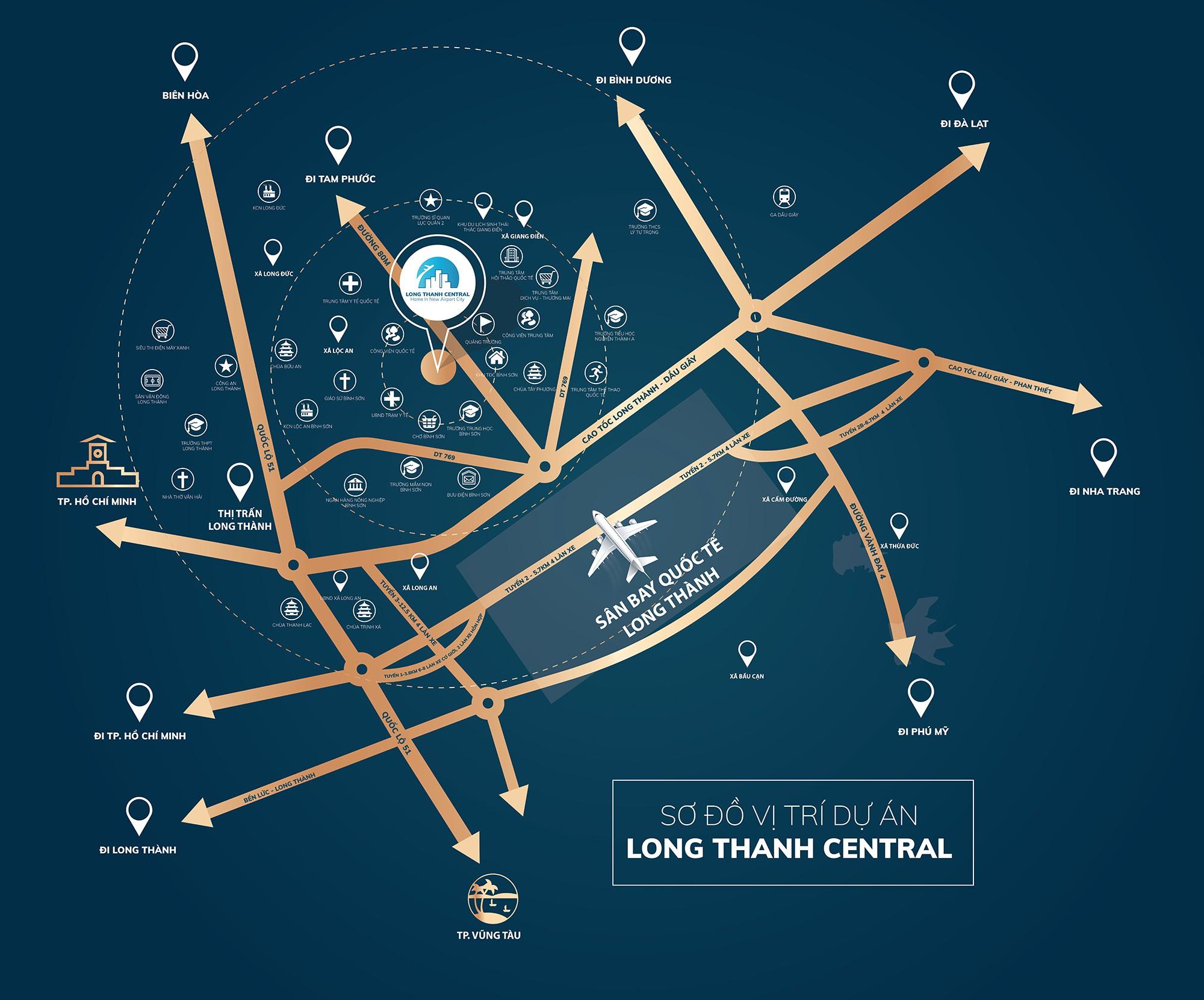 """Quy hoạch """"Thành phố sân bay"""" tại Long Thành sẽ mở ra bài toán đầu tư bất động sản Đồng Nai? - Ảnh 5."""