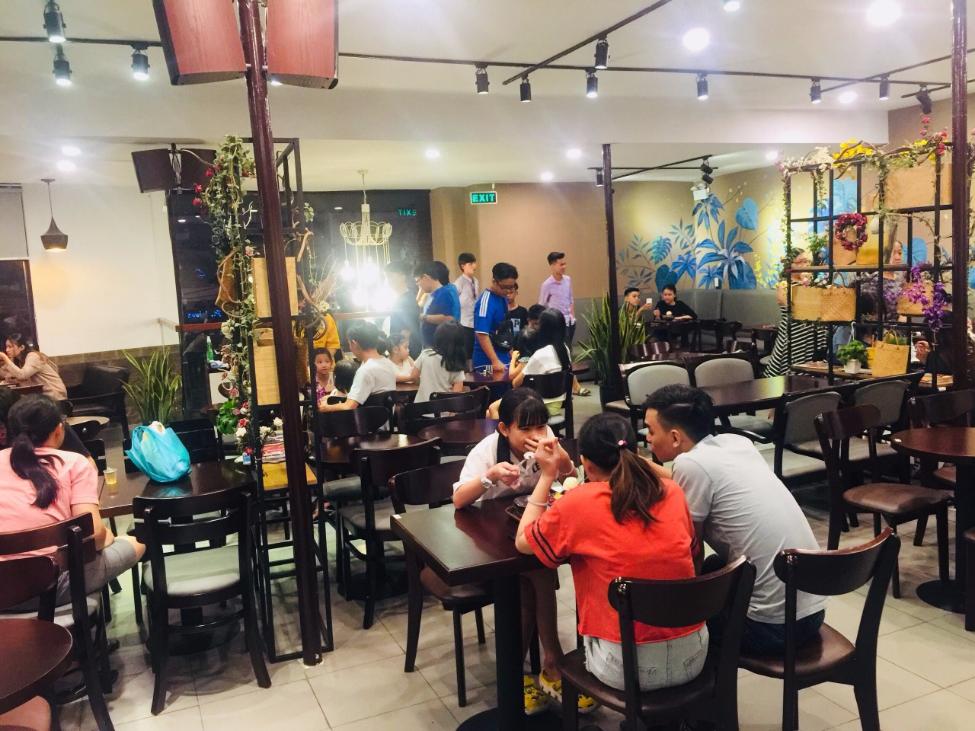 Cần gì đi đâu xa, nếm trọn hương vị Hàn Quốc bất tận ngay giữa lòng Sài Gòn - Ảnh 10.