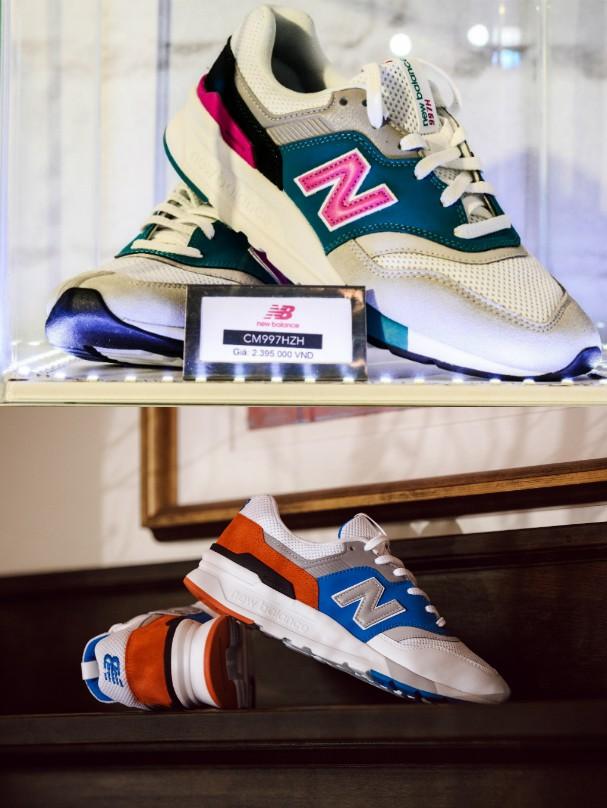 New Balance khuấy đảo Sneaker Fest 2019 với những siêu phẩm giày độc đáo! - Ảnh 3.
