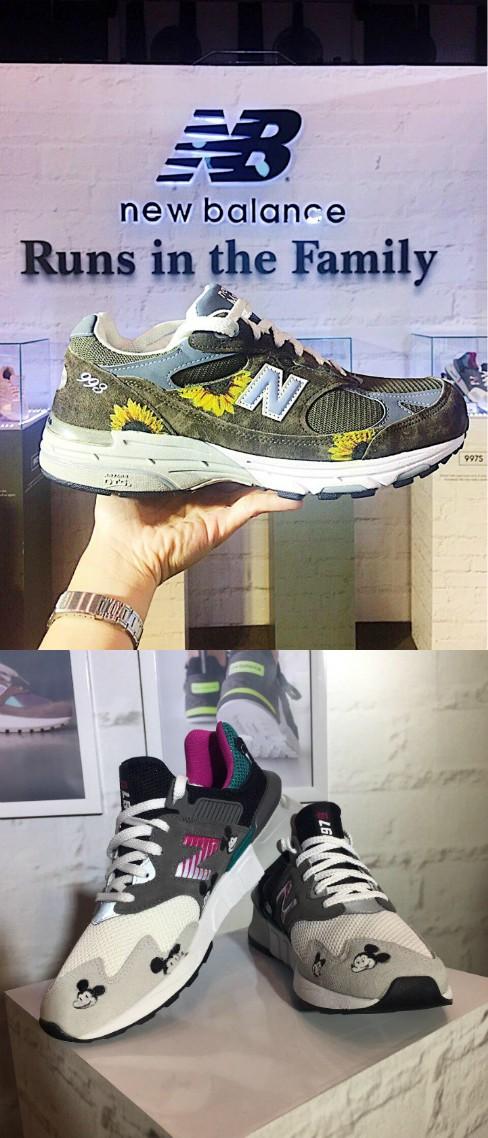 New Balance khuấy đảo Sneaker Fest 2019 với những siêu phẩm giày độc đáo! - Ảnh 11.