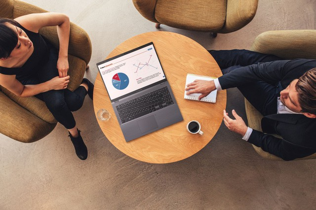 """ASUS Expertbook P3540 – laptop doanh nghiệp 15"""" nhẹ nhất trong phân phúc cùng thời lượng pin 16 tiếng - Ảnh 3."""
