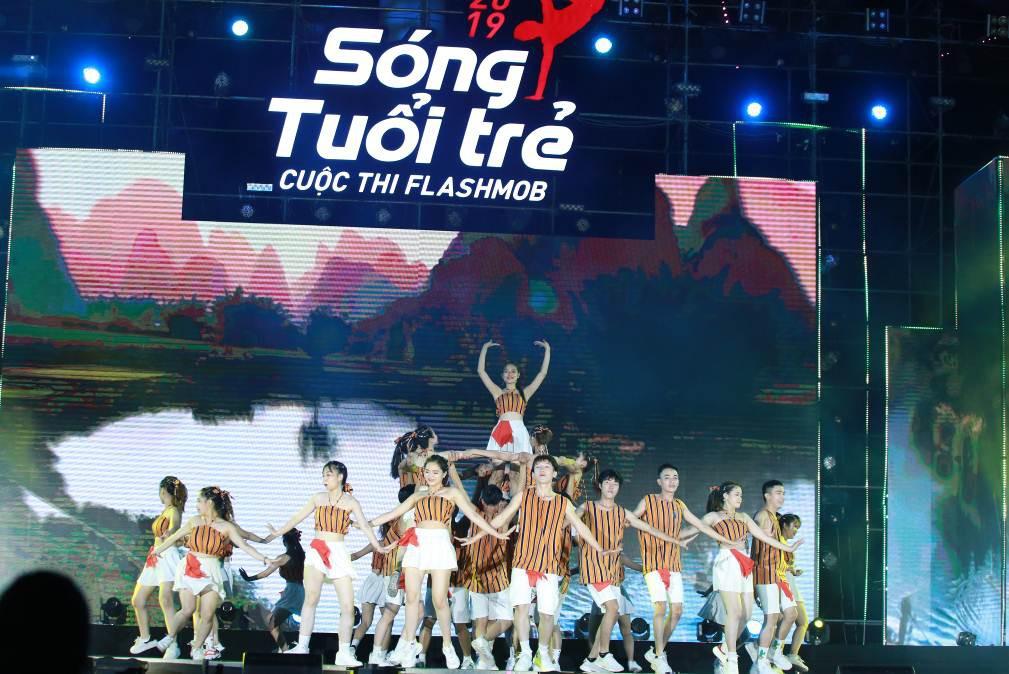 """Hành trình về đích của quán quân cuộc thi Flashmob 2019 - """"Sóng tuổi trẻ"""" - Ảnh 4."""