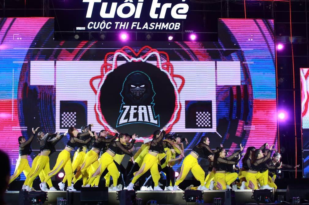 """Hành trình về đích của quán quân cuộc thi Flashmob 2019 - """"Sóng tuổi trẻ"""" - Ảnh 5."""
