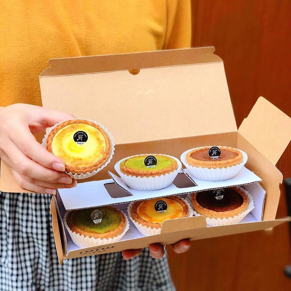 Khám phá cửa hàng bánh cheese tart lừng danh Nhật Bản trên đất Sài thành - Ảnh 6.