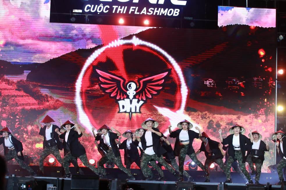 """Hành trình về đích của quán quân cuộc thi Flashmob 2019 - """"Sóng tuổi trẻ"""" - Ảnh 6."""