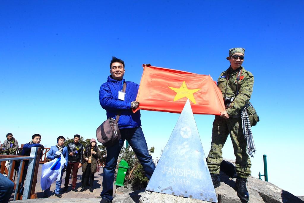 Kể chuyện người tái sinh chóp tháp trên đỉnh Fansipan - Ảnh 4.
