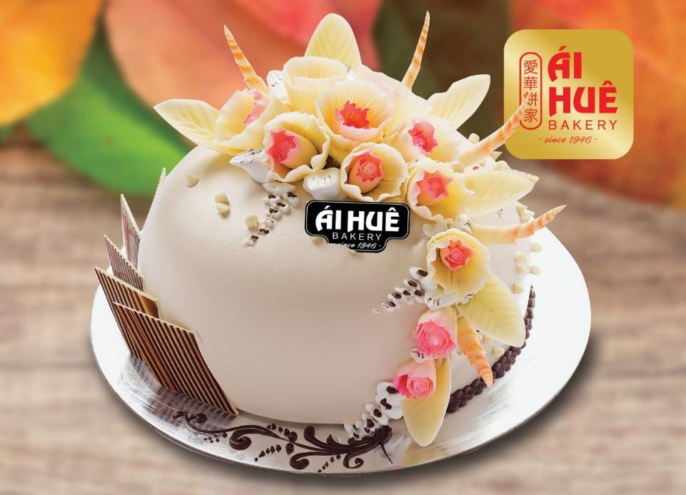 Bánh kem Ái Huê – Không chỉ là sự ngọt ngào - Ảnh 3.
