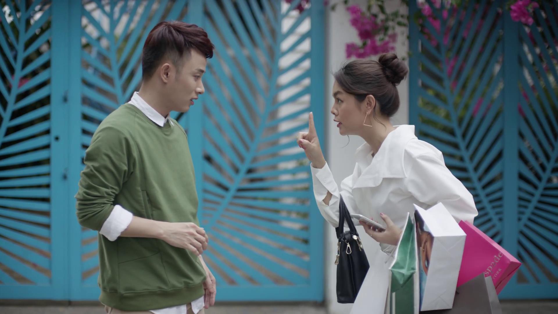 """Quà sinh nhật bất ngờ và """"khó quên"""" cho bà chị hai Phạm Quỳnh Anh, chỉ có thể là cậu em trai ngổ ngáo Trúc Nhân - Ảnh 2."""