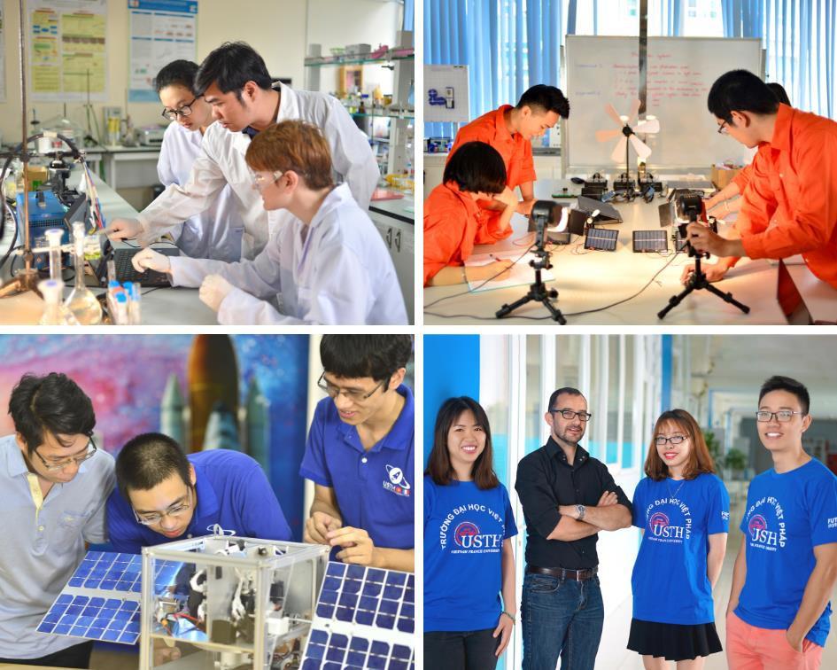 Học đại học công, theo đuổi giấc mơ du học châu Âu tại ĐH Khoa học và Công nghệ Hà Nội (USTH) - Ảnh 3.