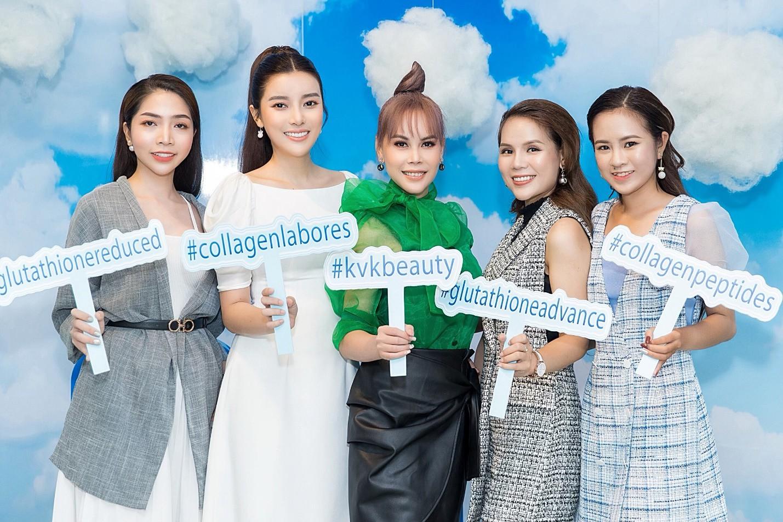 Cao Thái Hà chính thức bước vào lĩnh vực làm đẹp với Collagen Labores - Ảnh 5.