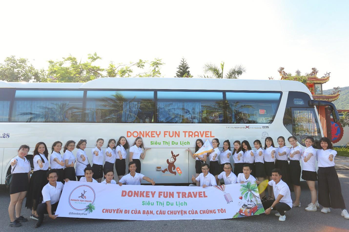 Donkey Fun Travel khai trương văn phòng tại thành phố Hồ Chí Minh - Ảnh 3.