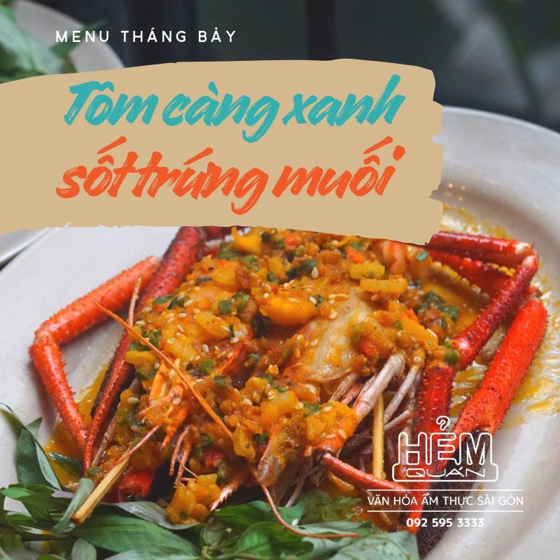 Quán ăn Sài Gòn giữa lòng Hà Nội nhất định phải ghé trong tháng 7 này! - Ảnh 3.
