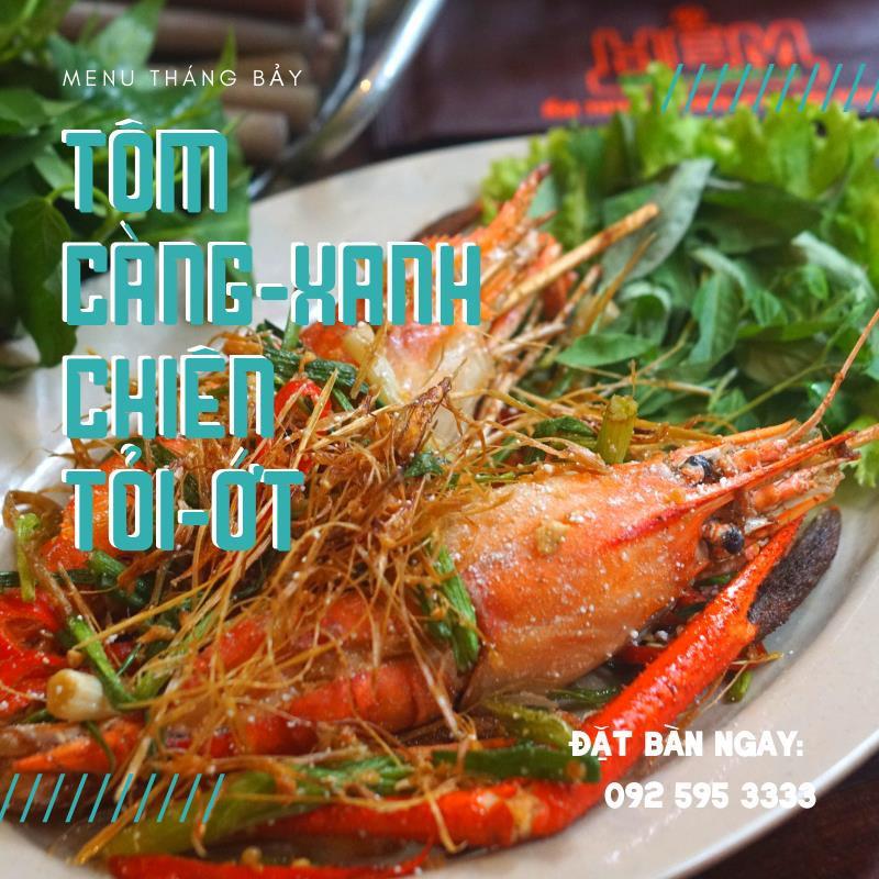 Quán ăn Sài Gòn giữa lòng Hà Nội nhất định phải ghé trong tháng 7 này! - Ảnh 4.