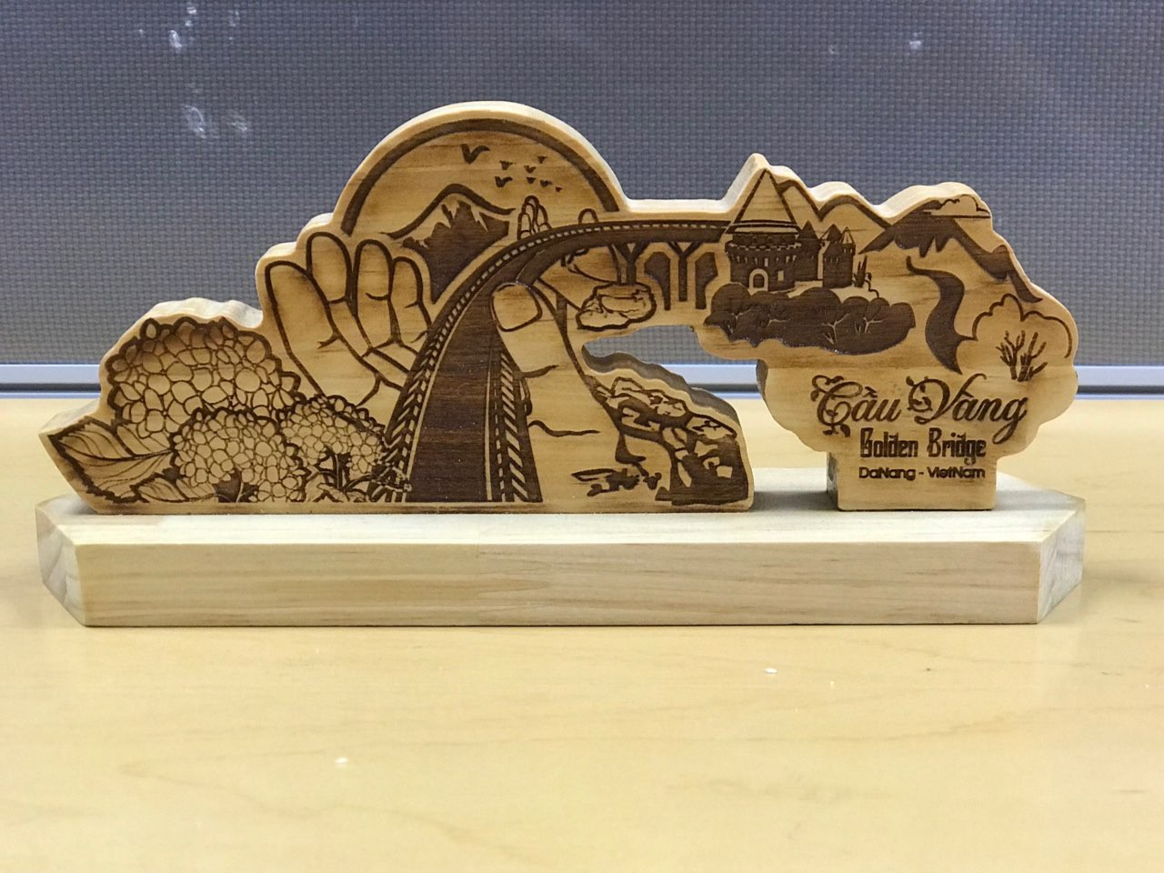 Hơn một sản phẩm du lịch, Cầu Vàng trở thành nguồn cảm hứng cho cộng đồng - Ảnh 6.