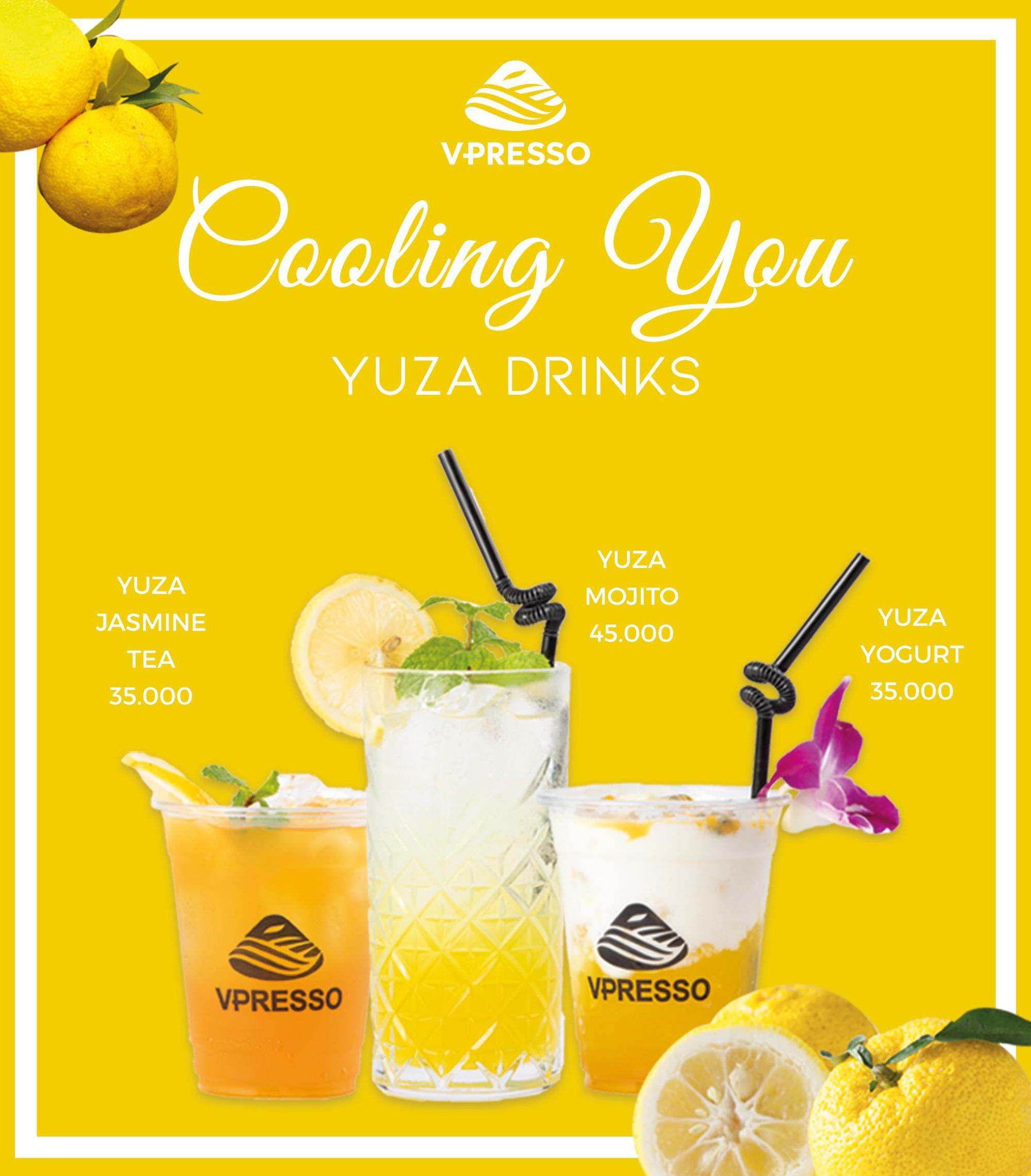 6 loại đồ uống sang chảnh từ quả Yuza xua tan thời tiết oi bức của mùa hè Hà Nội - Ảnh 1.