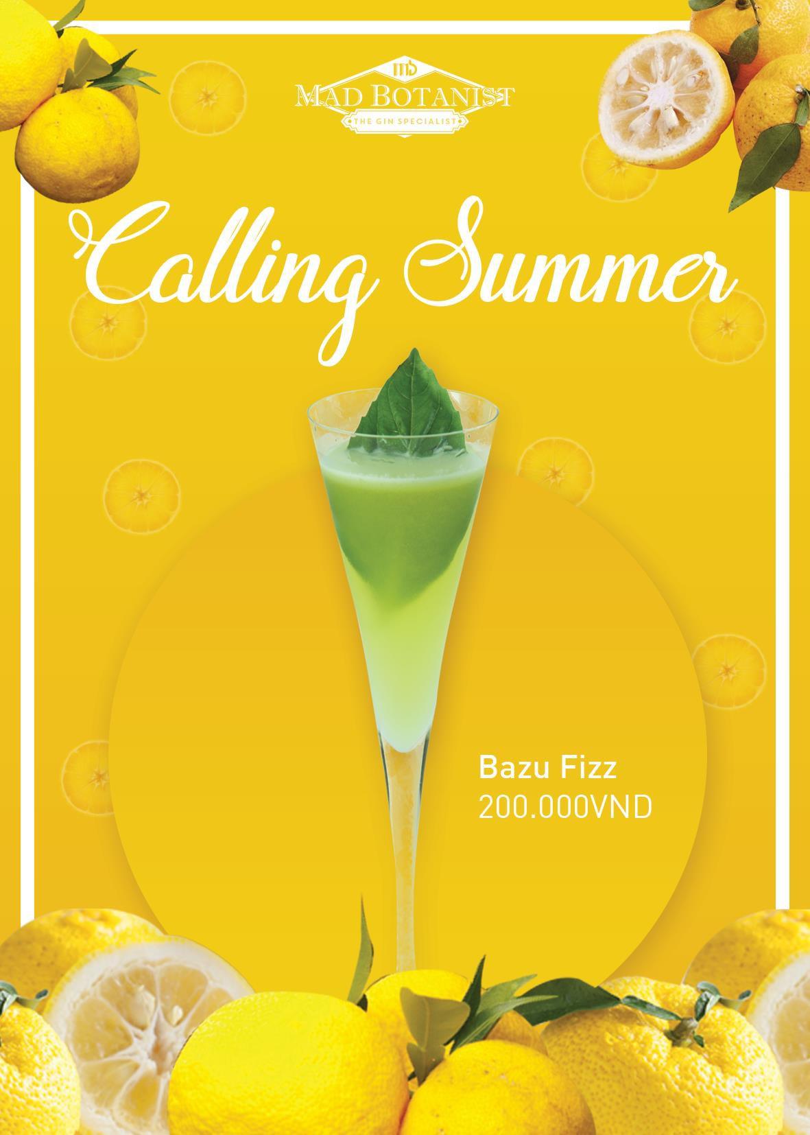 6 loại đồ uống sang chảnh từ quả Yuza xua tan thời tiết oi bức của mùa hè Hà Nội - Ảnh 5.