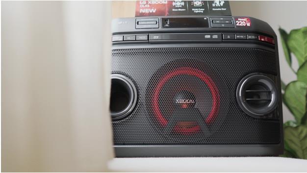"""""""Quẩy"""" tưng bừng từ nhà ra phố với những sản phẩm loa tiệc tùng LG Xboom - Ảnh 7."""