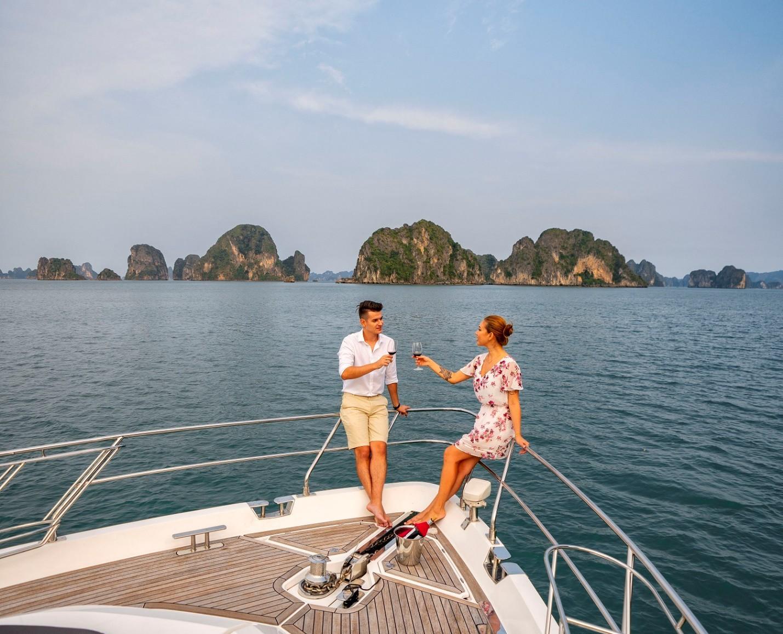 Chẳng cần tới Bali, Quảng Ninh cũng có thế giới vịnh - đảo đẹp nhường này - Ảnh 5.