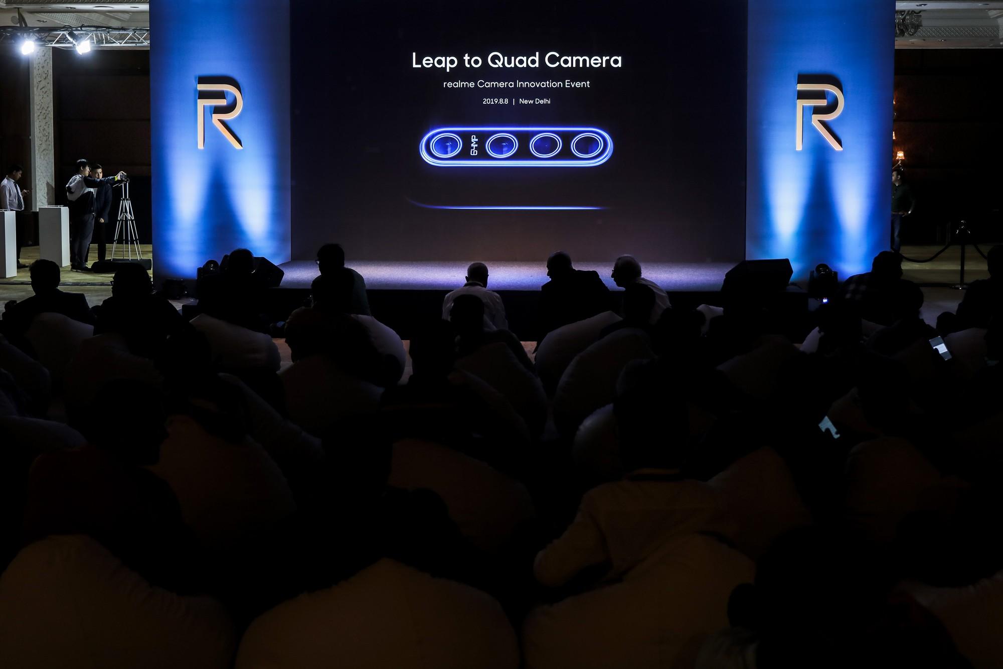 Quad Camera – Bước nhảy vọt mới của Realme về công nghệ - Ảnh 1.