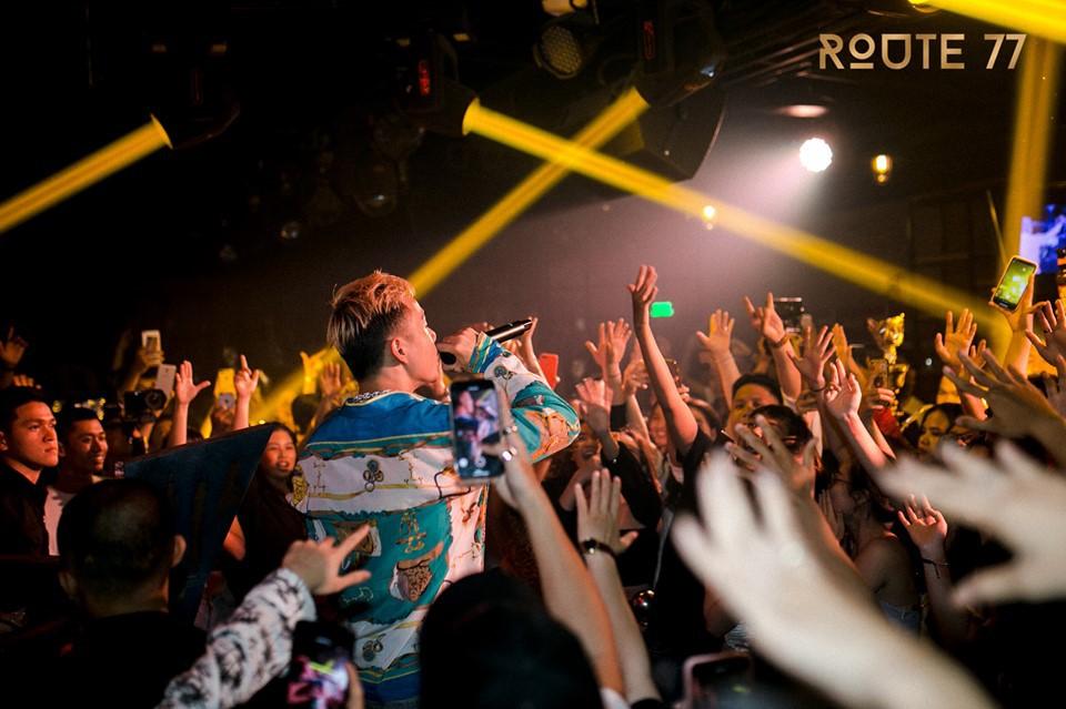 Dàn Rapper & DJ đình đám bất ngờ xuất hiện tại Quy Nhơn - Ảnh 1.