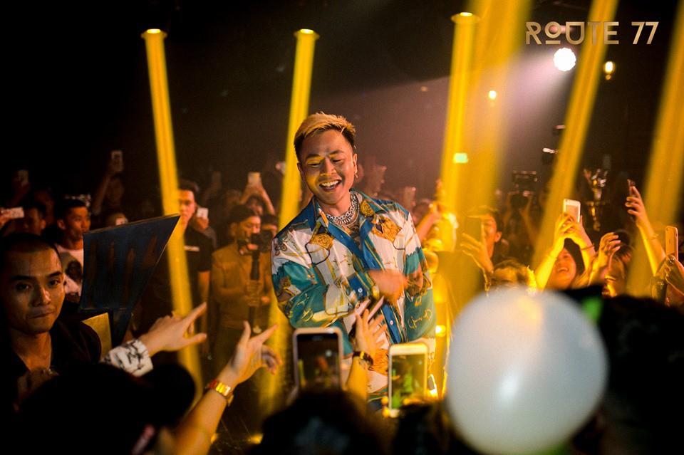Dàn Rapper & DJ đình đám bất ngờ xuất hiện tại Quy Nhơn - Ảnh 2.
