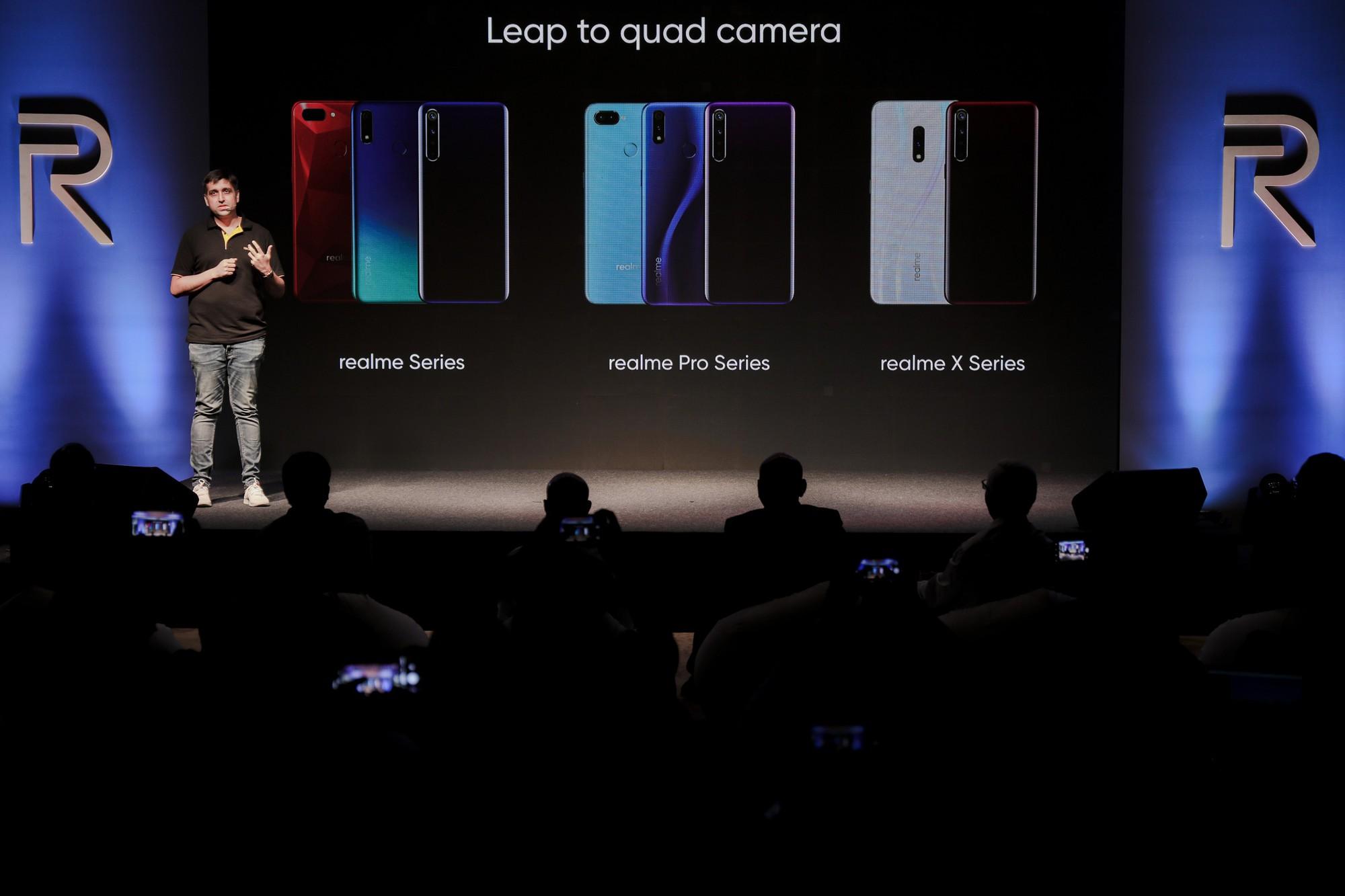 Quad Camera – Bước nhảy vọt mới của Realme về công nghệ - Ảnh 3.