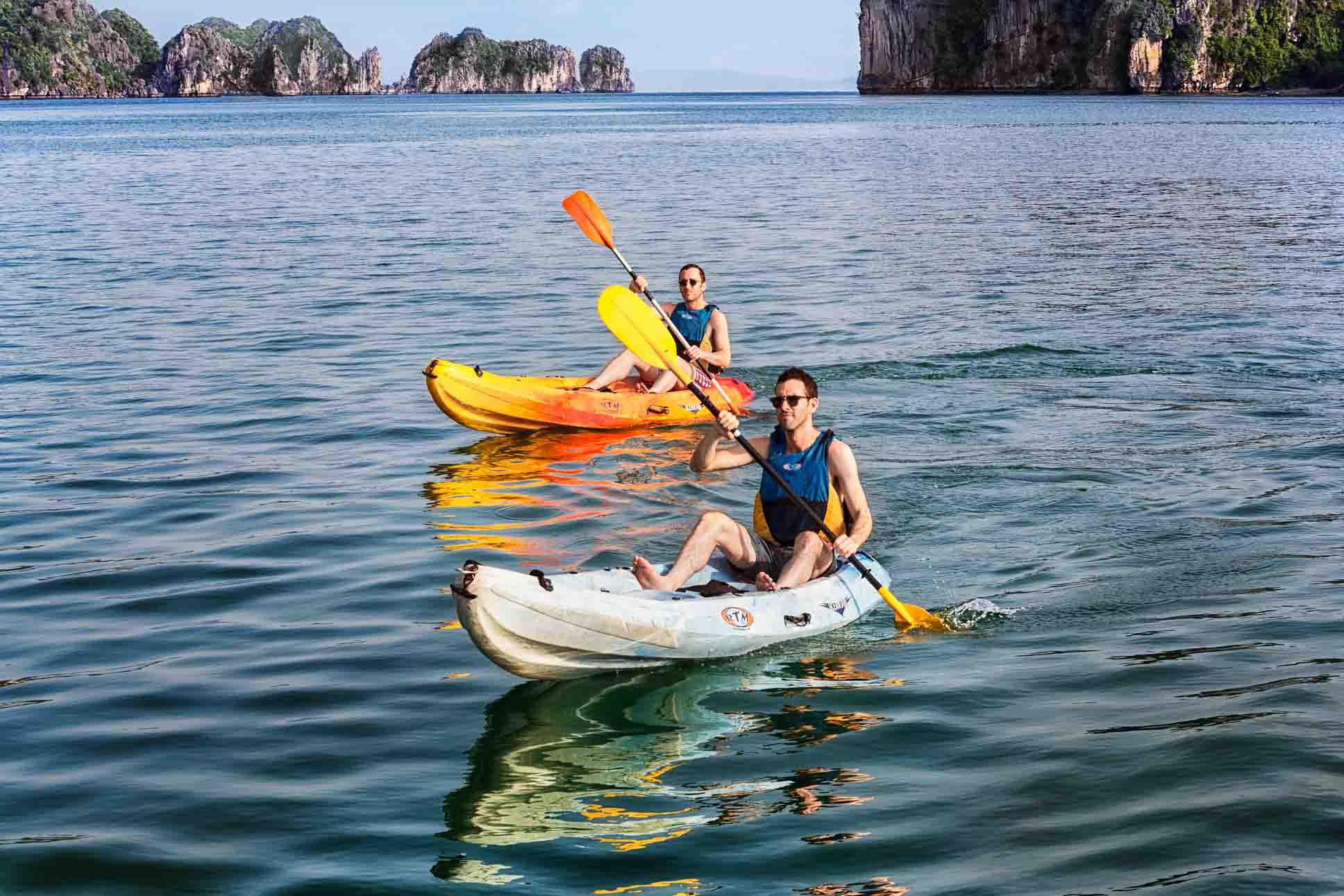 Chẳng cần tới Bali, Quảng Ninh cũng có thế giới vịnh - đảo đẹp nhường này - Ảnh 4.