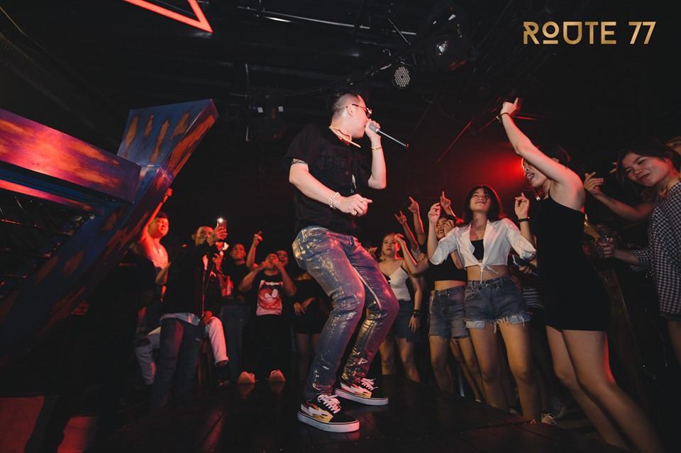 Dàn Rapper & DJ đình đám bất ngờ xuất hiện tại Quy Nhơn - Ảnh 4.