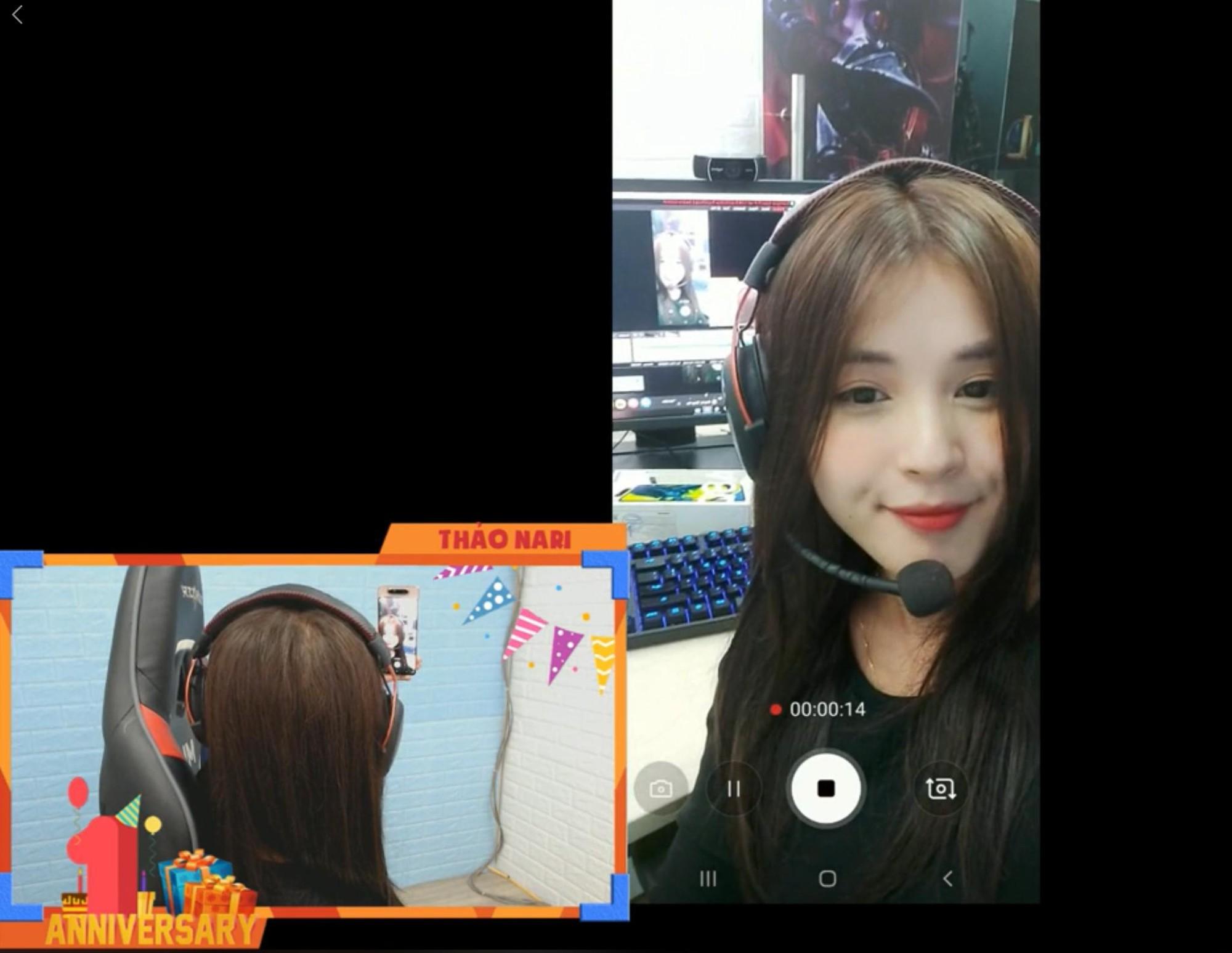 Trai xinh Trần Ba Duy và gái đẹp Thảo Nari cùng bật mí vũ khí bí mật khi livestream - Ảnh 4.
