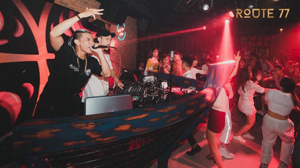 Dàn Rapper & DJ đình đám bất ngờ xuất hiện tại Quy Nhơn - Ảnh 6.