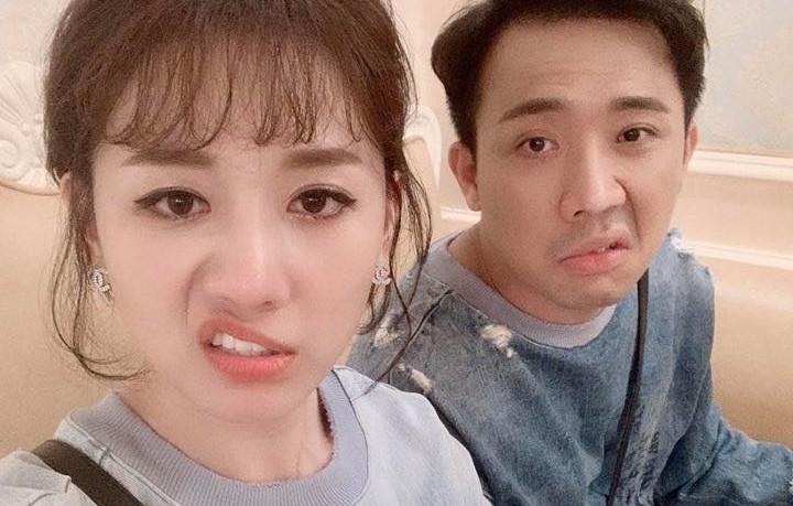 Bị vợ thắt chặt chi tiêu, đây là cách Trấn Thành phục thù Hariwon - Ảnh 1.