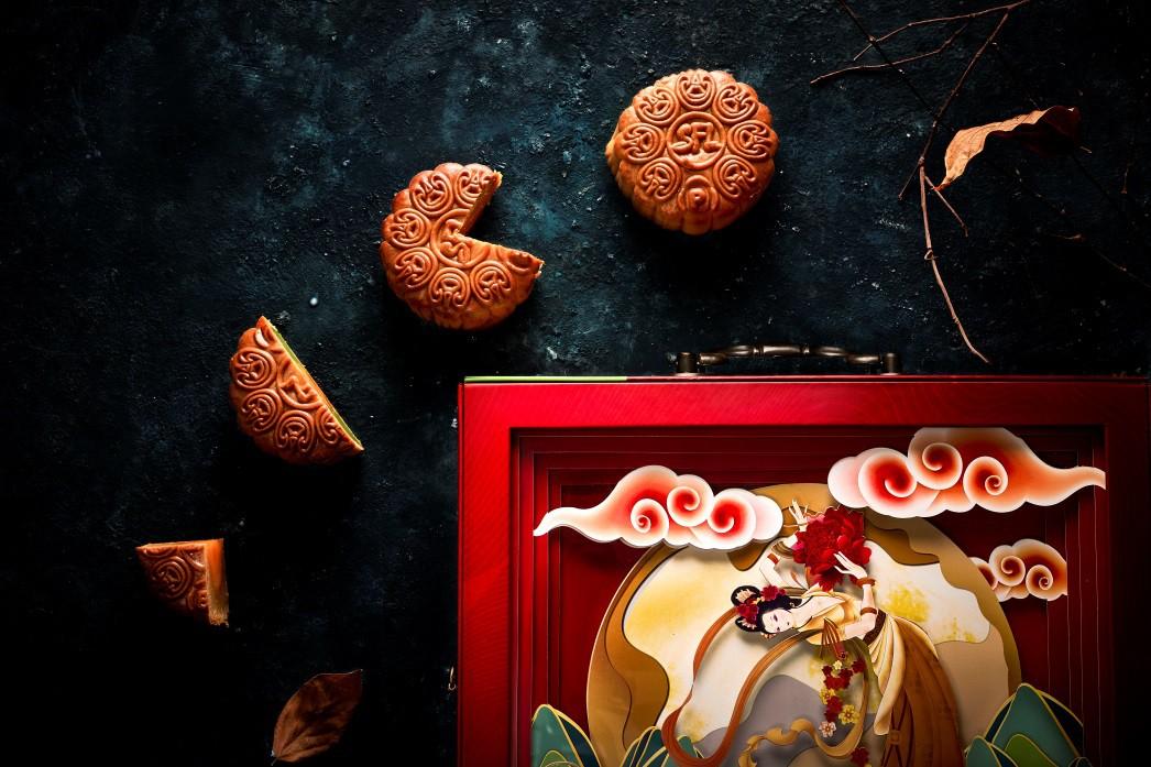 """""""Sốt xình xịch"""" hộp bánh Trung thu Rương Kho Báu siêu hot Tết đoàn viên - Ảnh 7."""