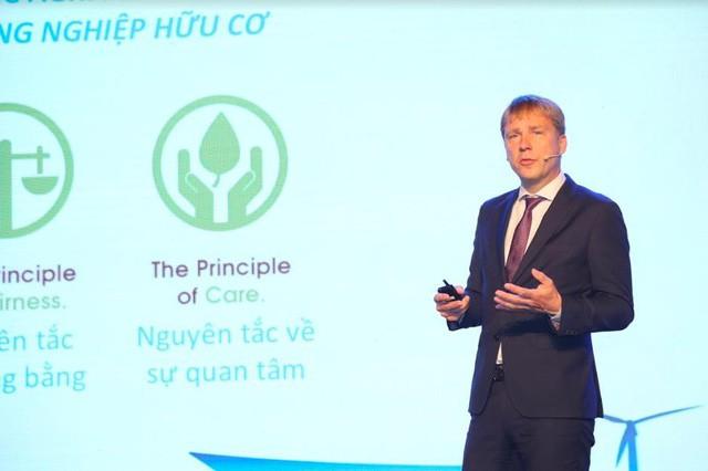 Minh bạch nguồn gốc sản phẩm Organic, Vinamilk đón xu hướng mới với công nghệ Blockchain - Ảnh 2.