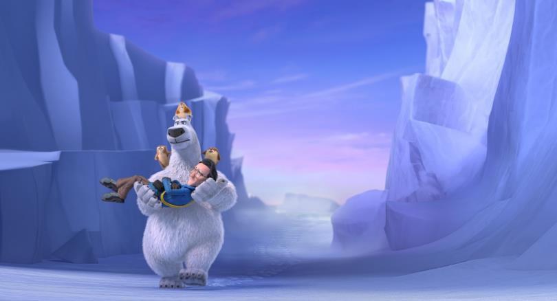 """""""Đầu gấu bắc cực 3"""": Bộ phim hoạt hình siêu hài hước dành cho gia đình dịp cuối tuần - Ảnh 2."""